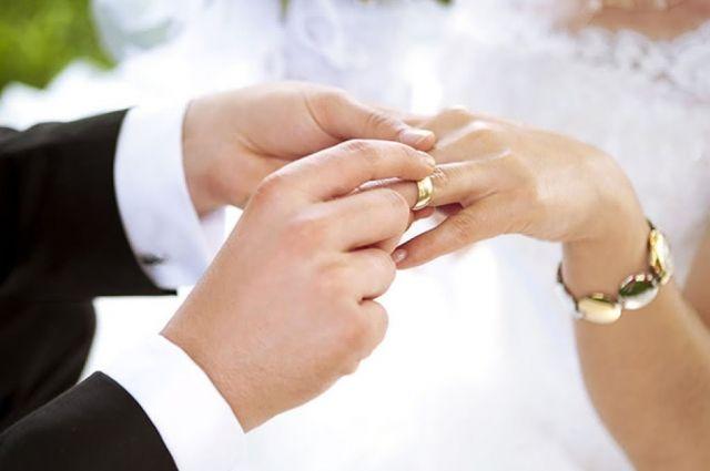 В Минюсте рассказали, сколько в Украине с начала года заключили браков