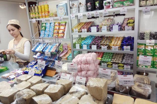 Раньше «Мишкино» расширяло линейку товаров, каждый день отгружало потребителям по 130-150 тонн сладостей.