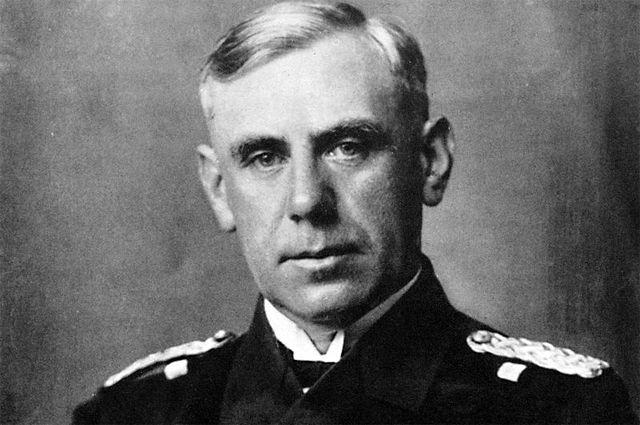 Вильгельм Франц Канарис.