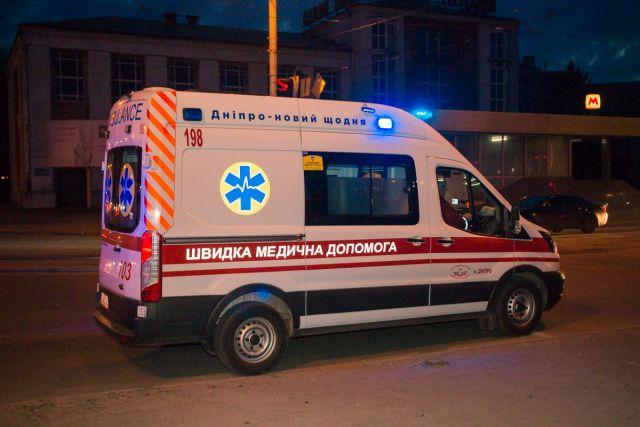 В Киевской области главврач обвиняется в краже автомобиля скорой помощи