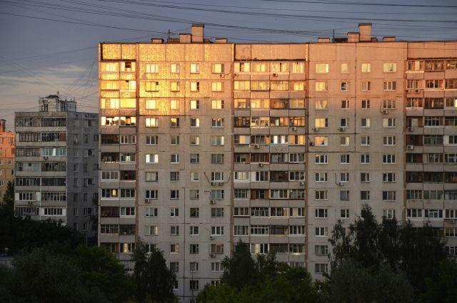 Семь многоквартирных домов сдадут в Хабаровске в мае.