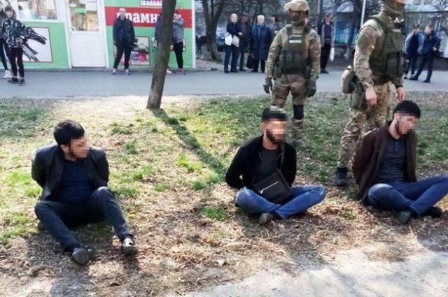 В Киеве грабители устроили стрельбу на овощебазе: объявлен план «Перехват»