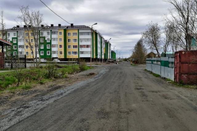 В отдаленных микрорайонах Лабытнанги отремонтируют дороги