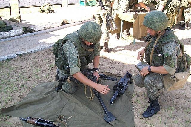 В результате весеннего призыва около 300 калужских юношей пополнят ряды военнослужащих