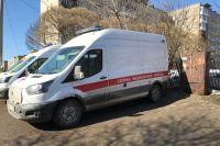 Авария произошла на улице Свердлова.