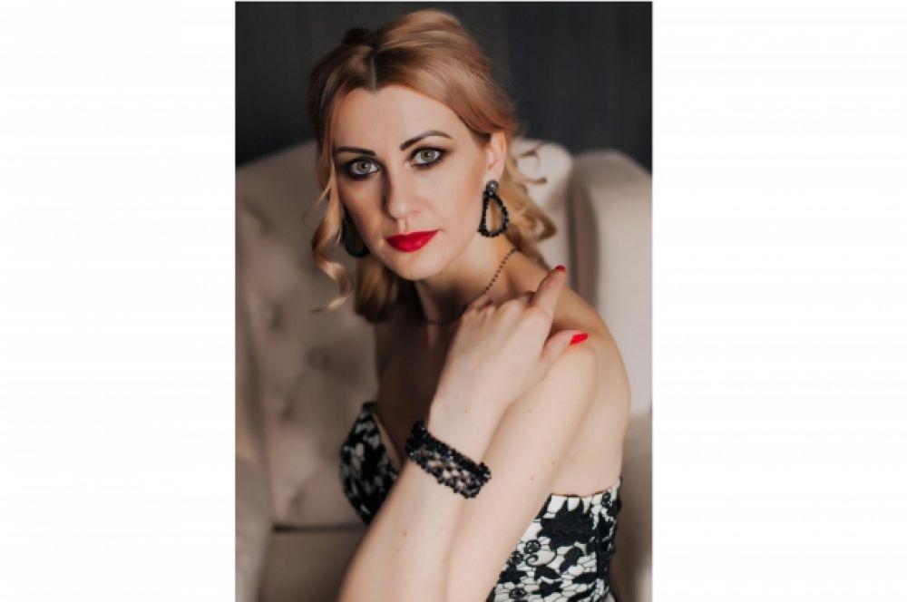 Нуриева Евгения, 35 лет