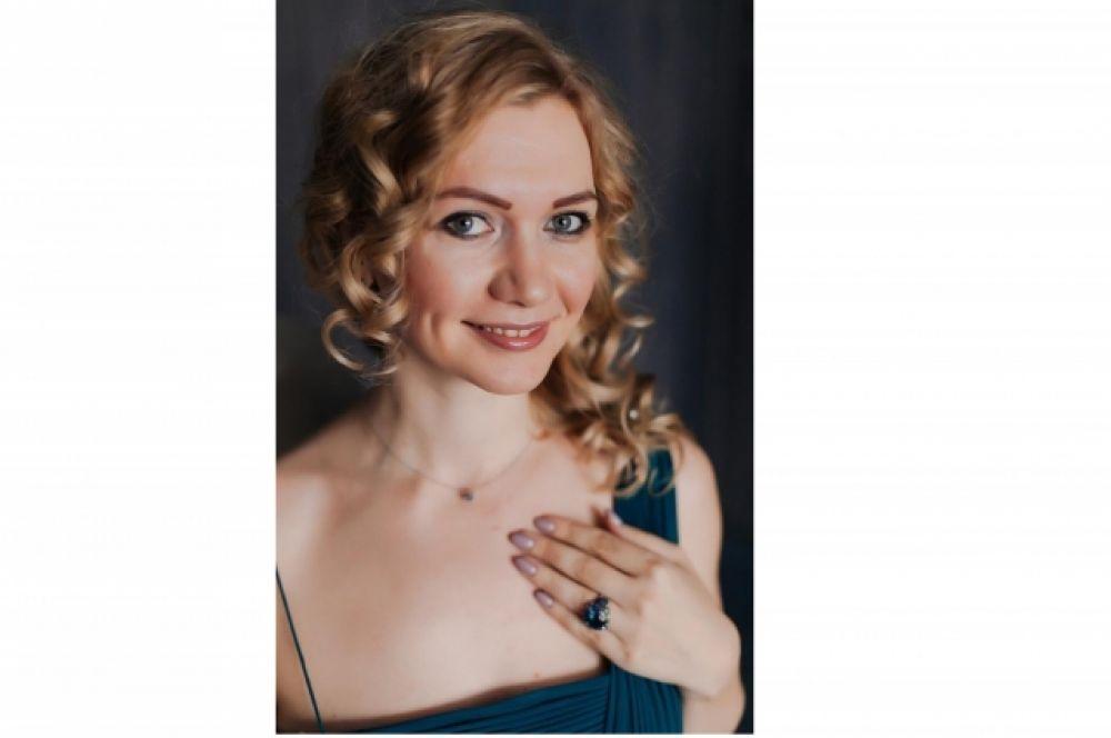 Тихонова Марина, 33 года