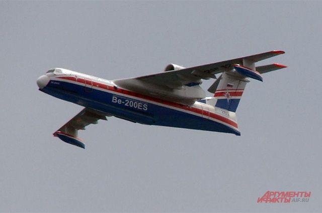 России не позволили заменить украинские двигатели самолета-амфибии Бе-200