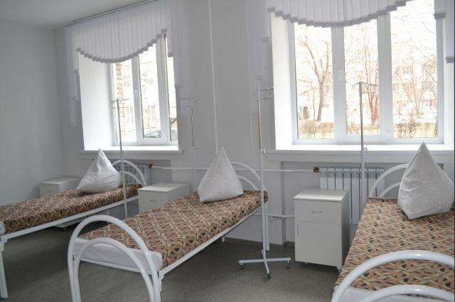 В больнице Новосибирска открылся новый дневной стационар