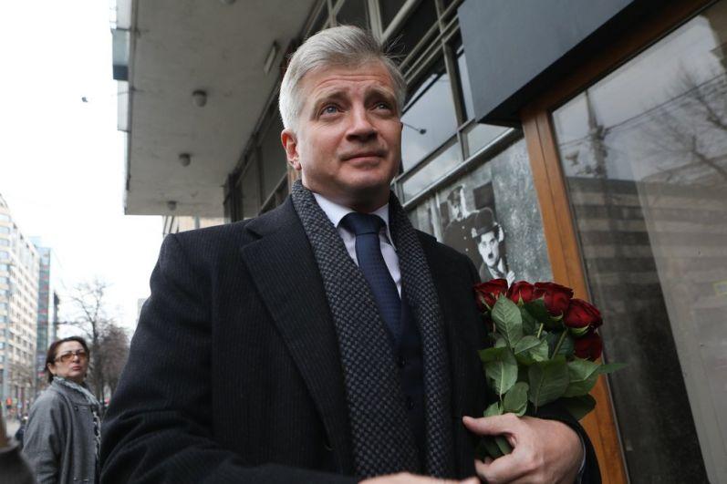 Руководитель департамента культуры Москвы Александр Кибовский.