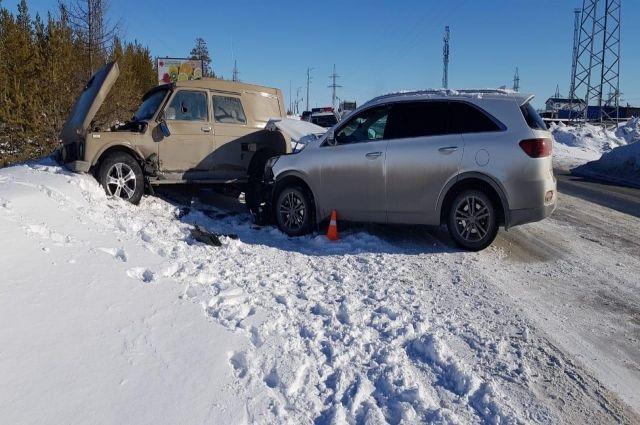 В Ноябрьске с начала 2019 года произошло 230 аварий