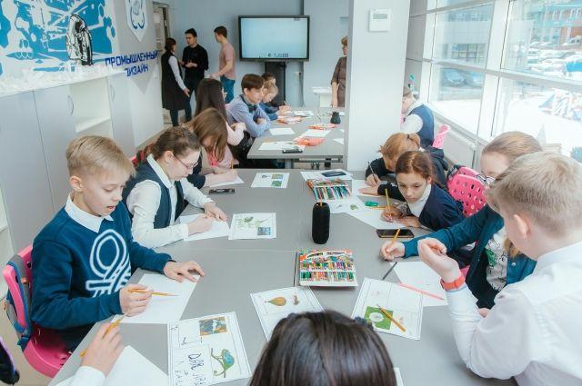 Многие дети участвуют в конкурсе уже несколько лет подряд.