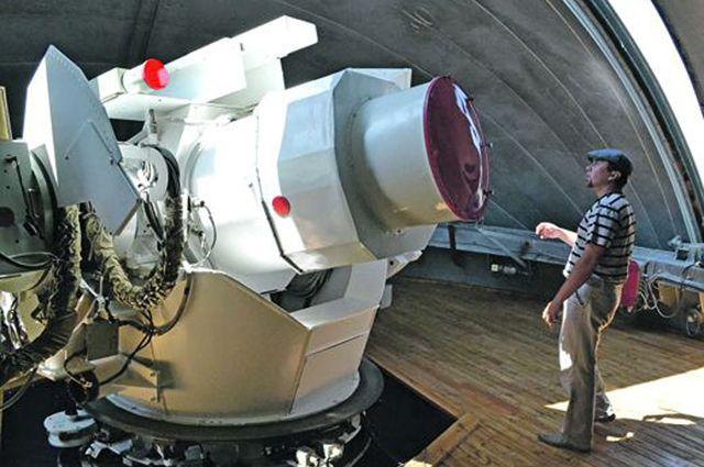 Крупнейшую в мире космическую обсерваторию проектируют сибирские ученые