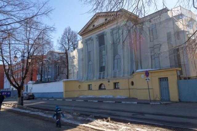 Лишь в 1990-е годы дом Каменских приняли на государственную охрану  как памятник истории и культуры федерального значения.