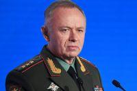 Заместитель Министра обороны РФ, генерал-полковник Александр Фомин.