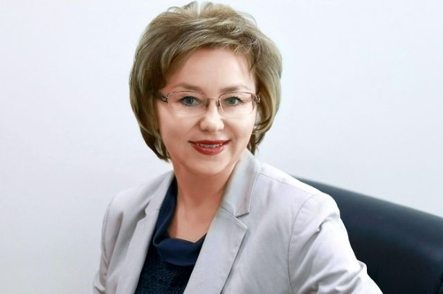 Ольга Ярилова.