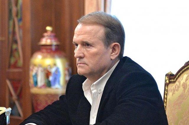 ВКремле подтвердили встречу В.Путина  иМедведчука