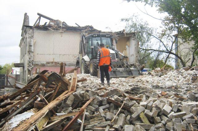 В Набережных Челнах просят «подвинуться» жителей 32 домов.