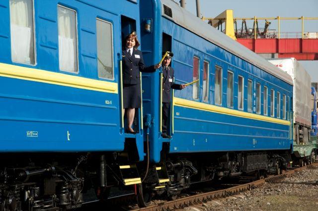 В Укрзализныце сообщили о снижении пассажиропотока в направлении России