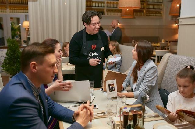 Центр социальных программ РУСАЛа выступил соорганизатором благотворительного ужина.