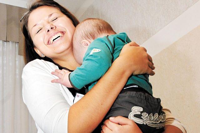 В Оренбуржье действует программа по повышению квалификации молодых мам
