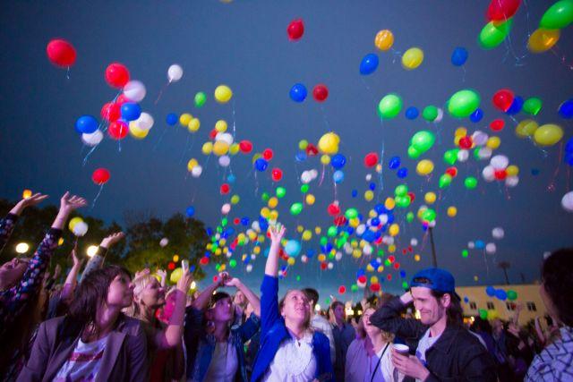 Заповедники Оренбуржья запустили акцию против воздушных шаров