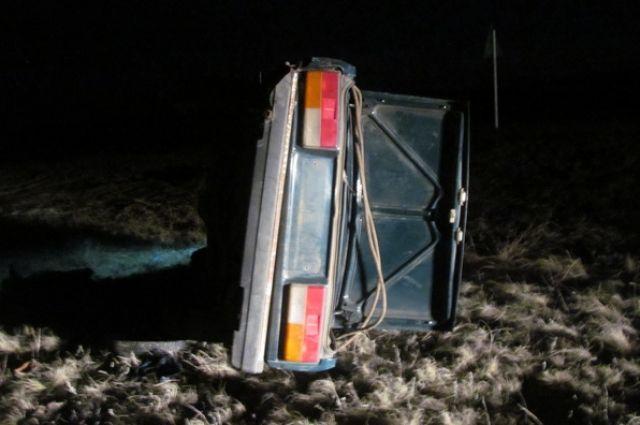 В Тоцком районе ДТП стало причиной гибели водителя.