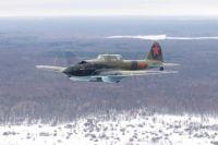 По сценарию самолет, точнее его компьютерная модель, должен вновь разбиться.