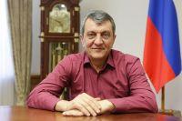 Сергей Меняйло принял участие в Арктическом форуме в Петербурге