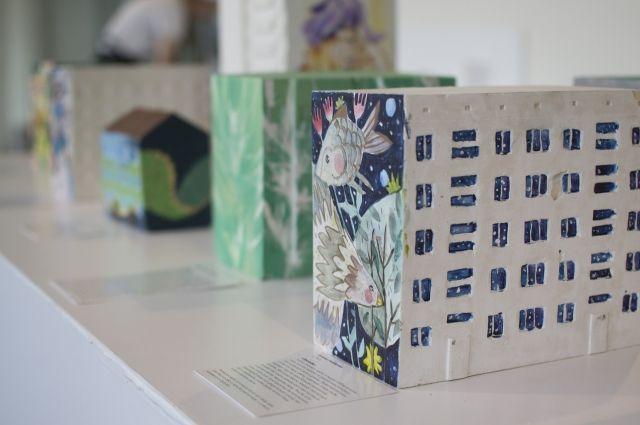 В Омске откроется выставка с крошечными домиками «Масштаб 1:100»