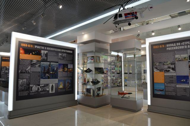 Музей ПО «Стрела» приглашает на обновленную экспозицию.