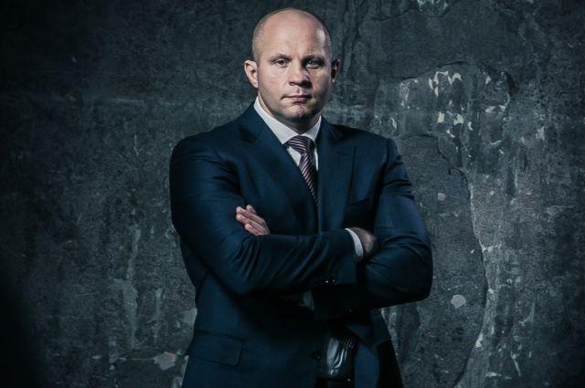 В Оренбург на Первенство России по MMA приедет Федор Емельяненко