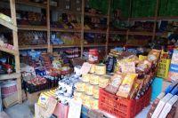 Один из супермаркетов «скоропорта» в Казани. Цены не кусаются.