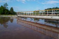 Сумма вложений в реконструкцию очситных сооружений на предприятии - 350 миллионов рублей