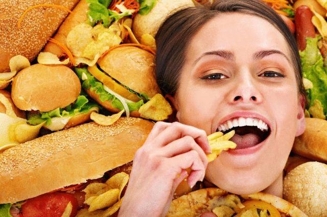 Неправильное питание приводит к смерти чаще, чем курение | Здоровье | АиФ  Украина