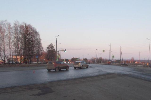 5-месячная девочка пострадала в аварии в Ижевске