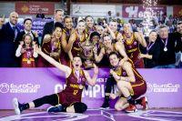 Оренбургская «Надежда» завоевала Кубок Европы ФИБА