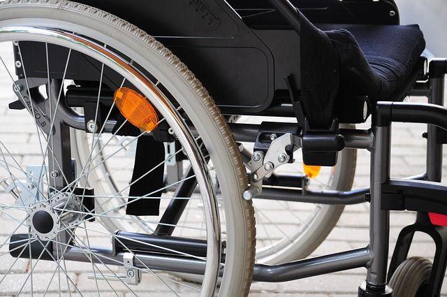 В Ижевске у ребёнка-инвалида похитили коляску