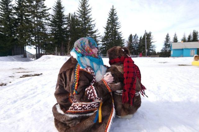 Жителей Салехарда приглашают на праздник прилета вороны