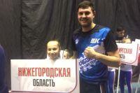 Капитан сборной Нижегородской области Надир Исхаков показал самые яркие поединки