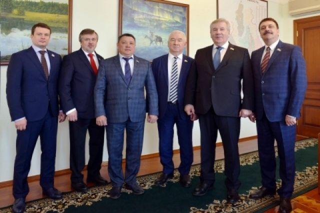 Депутаты Тюменской области, ХМАО - Югры и Ямала подвели итоги работы