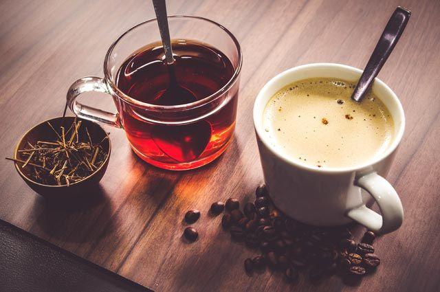 Стаканчик онкологии. Кофе и чай способствуют развитию рака легких?
