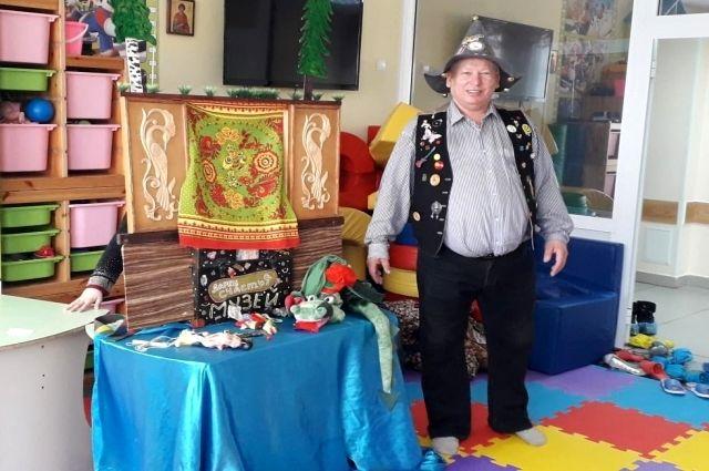 Барнаульский «волшебник»