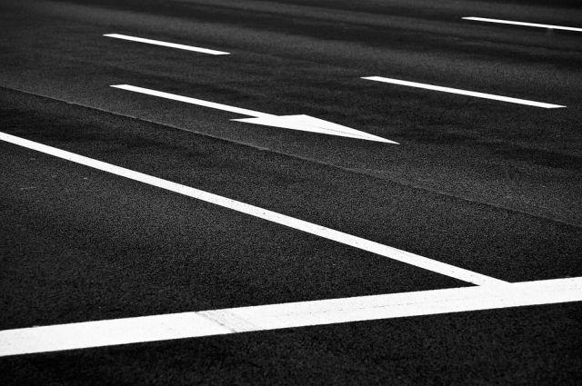 Дорожную разметку обновят на 52 улицах Калининграда