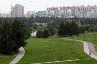 Ландшафтный парк «Митино».