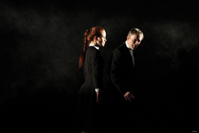 Фауст и Маргарита - центральные образы трагедии.