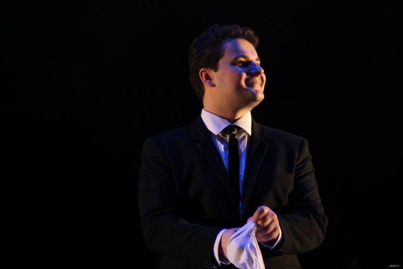 Андрей Блажилин исполнил роль дьявола.