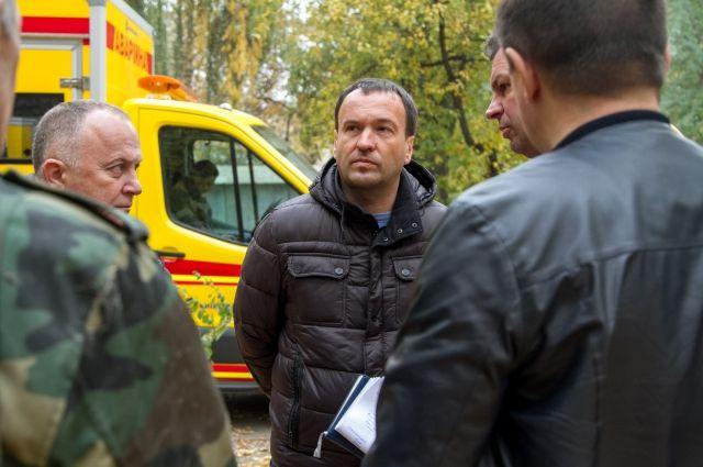 Петр Пантелеев – о начале замены самых аварийных участков теплосетей в Киев