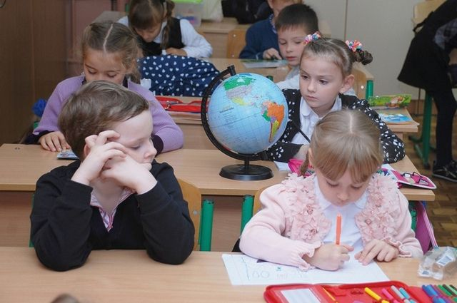 В области по ВПР дети получают балл даже выше, чем имеют по предмету