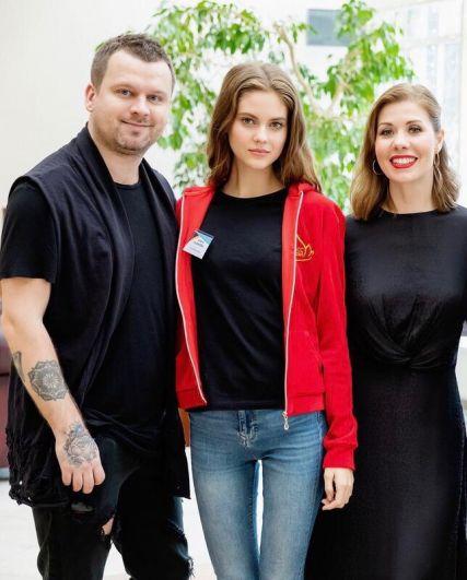 ото на память во время подготовки к финалу «Мисс Россия - 2019».